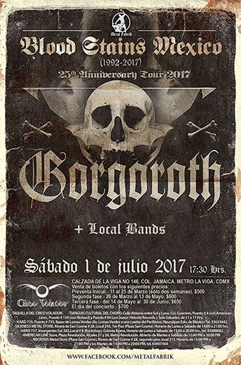 gorgoroth discography download